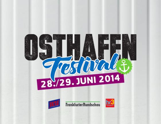 Osthafenfestival Frankfurt 2014