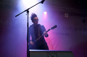 Live @ Schlossgrabenfest Darmstadt 2015